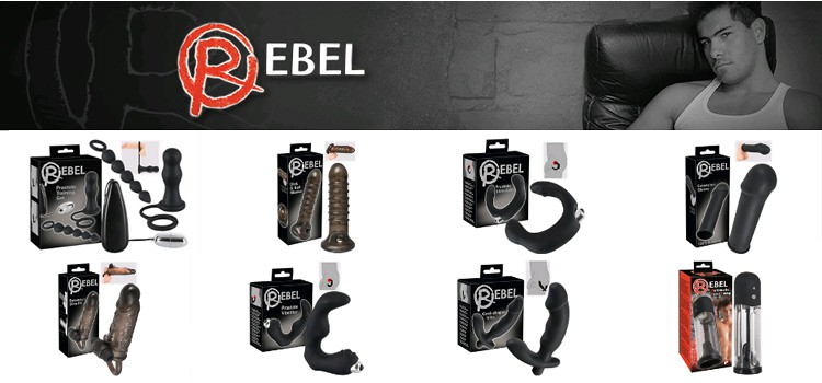 Grossiste Sextoys Homme Rebel