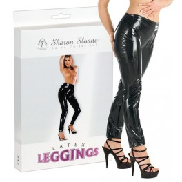 Latex Leggings L