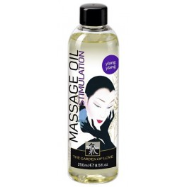 Shiatsu massage ylang 250 ml