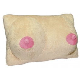 """""""Plush Pillow """"""""Breasts"""""""""""""""