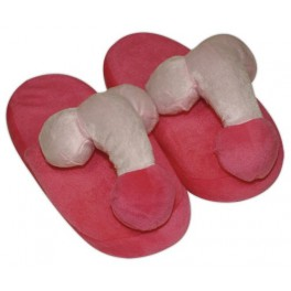 Slippers Penis pink